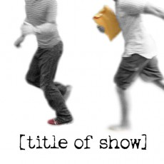"""title of show"""