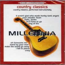 """Millennia – Country Classics"""