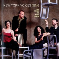 """New York Voices Sing the Songs of Paul Simon"""