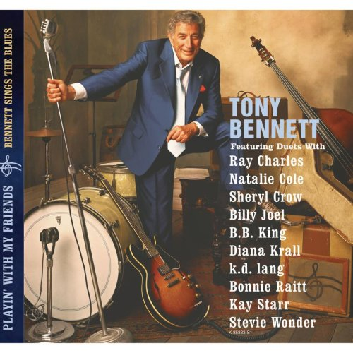 Playing with My Friends: Bennett Sings the Blues