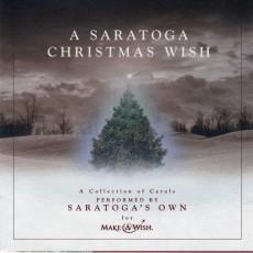 """A Saratoga Christmas Wish"""